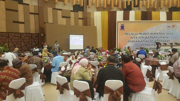 Musyawarah Besar (Mubes) Ikapenda 2016